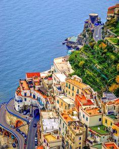 Atrani - Salerno