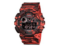 Casio G Shock Camo Series