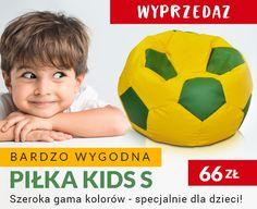 Piłka Kids jest najnowszym produktem w linii Ecopuf stworzonym z myślą o najmniejszych domownikach. Ze względu na swoje rozmiary jest wygodnym fotelem do siedzenia dla osób do 120 cm wzrostu.  #pufypl #fotel #sako #pufapiłka #piłkakibica #fotelkibica #fotelemłodzieżowe #fotelesako #meblerelaksacyjne
