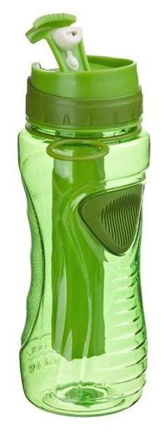 Butelka Infusion z wkładem żelowym, zielona (pojemność 460 ml) – Cool Gear