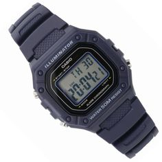 Casio Digital, Digital Watch, Latest Watches, Watches Online, Sport Watches, Cool Watches, Young Fashion, Casio Watch, Chronograph