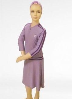 Junior purple modest swimwear by Sea Secret $69