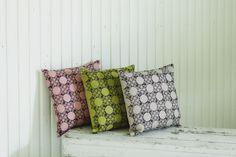 Aapiste - Design by Riikka Kaartilanmäki Cushions, Throw Pillows, Traditional, Bed, Prints, Collections, Home, Design, Toss Pillows