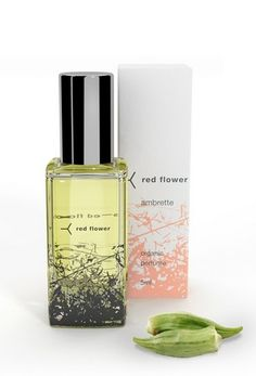 9 amazing all-natural perfumes - they all sounds gorgeous but I want to try Red Flower's Ambrette most of all.