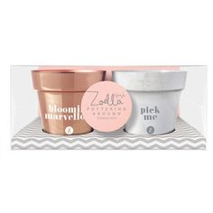 Zoella Decorative Pots - Pottering Around