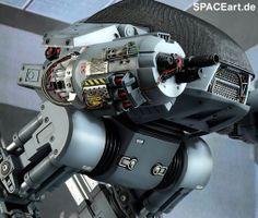 Robocop: ED-209 - Deluxe Figur http://spaceart.de/produkte/rc002.php