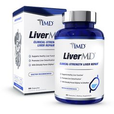 LiverMD® is a liver health supplement to support liver and kidney function with milk thistle extract, selenium and ALA. Heal Liver, Liver Cleanse, Milk Thistle Extract, Liver Detoxification, Nutrition Store, Purifier, Cleanser, Vitamins, Strength