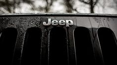 Jeep, winter