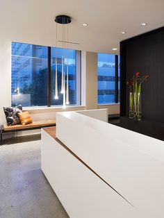 Foushee Tenant Improvement Construction and Renovation for Gensler Architects