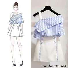 Ideas For Sewing Clothes Women Skirt Ideas Fashion Drawing Dresses, Fashion Illustration Dresses, Fashion Dresses, Skirt Fashion, Asian Fashion, Look Fashion, Fashion Models, Fashion Trends, Fashion Inspiration