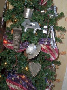 miniature kitchen utensils christmas tree ornaments set of 8 ornam rh pinterest com