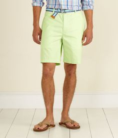 Vineyard Vines men's shorts (in a plethora of colors)  Love the absolute preppiness of them.