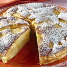 Italienischer Apfelkuchen Romanian Desserts, Romanian Food, No Cook Desserts, Just Desserts, Dessert Bread, Food Cakes, Graham Crackers, I Foods, Cookie Recipes