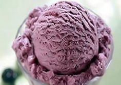 """blackberry  lemon ice cream  6-8 portions (2 L) 2 cups (500 mL) fresh or thawed frozen unsweetened blackberries, mashed 1 can (300 mL) Regular or Low Fat Eagle Brand® sweetened condensed milk 1/4 cup (50 mL) lemon juice 1 tsp (5 mL) grated lemon rind (optional) 3 cups (750 mL) 10% cream Preparation: In a large bowl, mash berries. Add Eagle Brand, lemon juice and rind, if desired; mix well. Stir in cream.Pour into 9 x 5"""" (2 L) loaf pan or other container; cover. Freeze 6 hours or until…"""