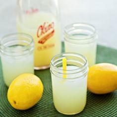 Mom's lemonade. Deliciously sweet and tart.