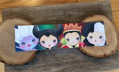 Evil Queens, Bookmarks, Trending Outfits, Unique Jewelry, Disney, Handmade Gifts, Character, Color, Etsy