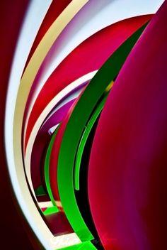 Benkmann Peter - Gespreizte Helix - PrintArt Gallery Website Design, Abstract, Illustration, Artwork, Photography, Pictures, Canvas Frame, Screensaver, Rich Colors
