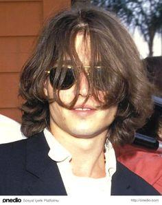Çok Acayip 25 Fotoğraf ile Eski Johnny Depp
