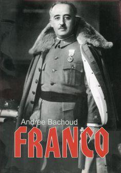 """Franco"" Andrée Bachoud  Translated by Wojciech Gilewski Cover by Krystyna Töpfer Published by Wydawnictwo Iskry 2000"