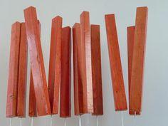 JR Jonathan Roy artiste peinture sculpture : Les sémaphores (...), 2014 Art Public, Sculpture, Wood, Jr, Crafts, Artist, Paint, Madeira, Sculpting