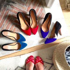 Sézane / Morgane Sézalory www.sezane.com #sezane #shoes #courts