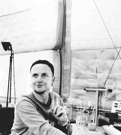 I love his mean face on stage, but you know he's a sweetie, Paul Landers Cute