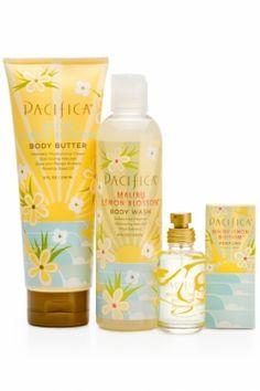 Malibu Lemon Blossom Value Collection | Pacifica Perfume