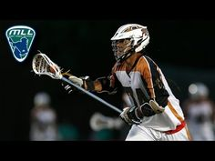 MLL Champ: Miles Thompson Pick and Goal Off Ride - YouTube