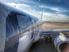 Fly away - Finnair at Helsinki-Vantaa Airport