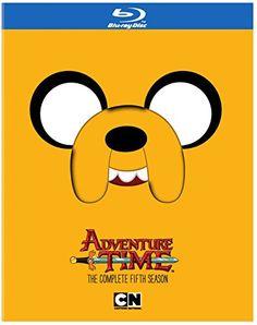Adventure Time: Season 5 [Blu-ray] TURNER HM ENTERTAINM https://smile.amazon.com/dp/B00VSKT1V0/ref=cm_sw_r_pi_dp_x_ndriybS8WVDB2