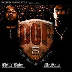 """Defenders of the Faith"" Gospel Gangstaz Triumphantly Return With New Album"