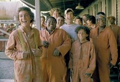 One movie that I honestly cannot get enough of. I love it so so much! 'Holes'