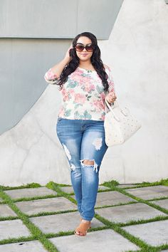 GABI FRESH #plussize #blogger #styleinspo