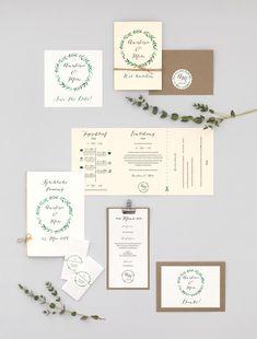 Galerie: 180 Ideen & Beispiele für eure Hochzeitspapeterie – Hochzeit planen mit weddingstyle