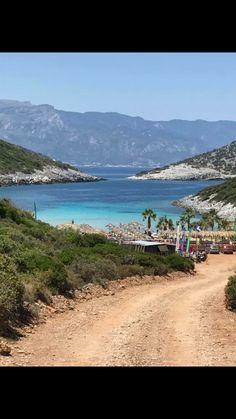 Livadaki beach samos island Greece