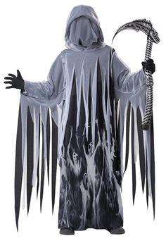 Soul Taker Grim Reaper Costume Child