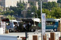 Food Trucks en FARCAMA #Artesanía #decoración