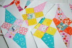 Glitter paper piece pattern