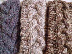 Braided headband pattern