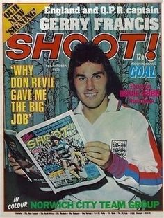 SHOOT-cover-18-10-75-England-GERRY-FRANCIS-football-magazine-picture