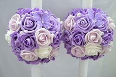 ECA events wedding paper flowers weddings bride groom reception decor candle handmade