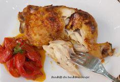 Pulpe de pui cu sos de mustar - Bunătăți din bucătăria Gicuței Food And Drink, Turkey, Chicken, Lakes, Fitness, Essen, Turkey Country, Ponds, Cubs