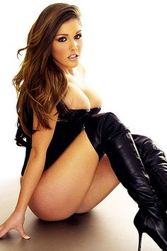 The Beautiful Lucy Pinder