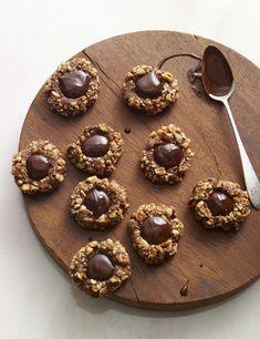 Trufas de chocolate con cereal