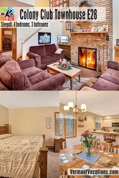 LOCATION LOCATION LOCATION Located in the heart of Killington, Vermont. This large, spacious three level townhouse is perfect for that group Vermont getaway Rare find! Start your next Vermont vacation memory and book today. Killington Vermont, Vacation Memories, Condominium, Be Perfect, Townhouse, Colonial, Gallery Wall, United States, The Unit