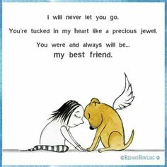 An illustrated pet bereavement sympathy and condolence video card by Red & Howling. For all the dogs we've loved so deeply and lost. I Love Dogs, Puppy Love, Miss My Dog, Pet Loss Grief, Losing A Pet, Losing A Dog Quotes, Animal Quotes, Pet Quotes, Friend Quotes
