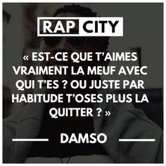 #punchline #damso #rap #rapfrancais #citation #citations