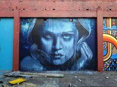 Streetart: RONE New Murals und Brisbane & Adelaide // Australia (6 Pictures)
