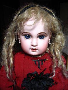 Emile Jumeau doll