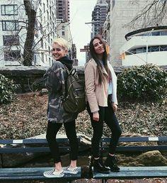 Lisa and Lauren Cimorelli